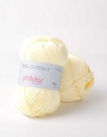 Phildar Coton 4 Poussin