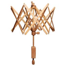 Knitpro Natural paraplu haspel met houder  K35004