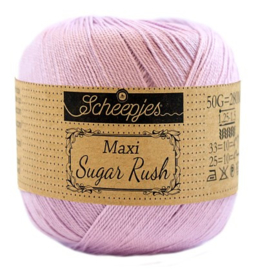 Scheepjes Maxi Sugar Rush 226 Light Orchid