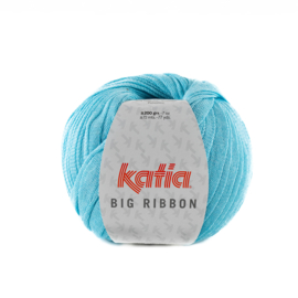 Katia Big Ribbon 44 - Pastelblauw