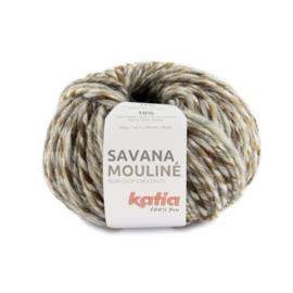 Katia Savana Mouline 206 - Beige-Grijs-Bruin