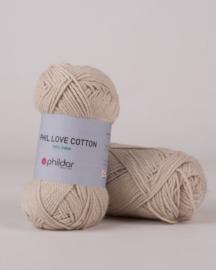 Phildar Love Cotton Lin