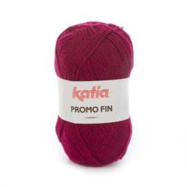 Katia Promo Fin 623 - Wijnrood