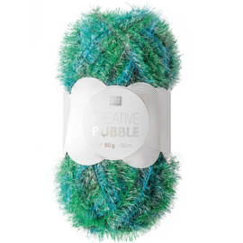 Rico Creative C Bubble Print 005 groen mix