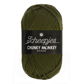 Scheepjes Chunkey Monkey 1027 Moss Green