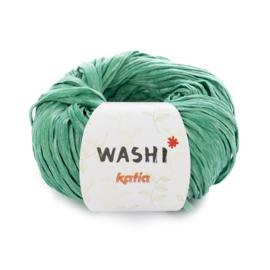 Katia Washi 128 - Smaragdgroen