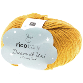 Rico Baby B Dream Uni DK 009 mosterd