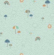 W2 - Stof waterproof Children's Rain
