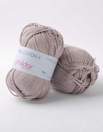 Phildar Coton 4 Taupe