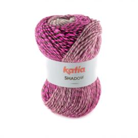 Katia Shadow 305 - Fuchsia-Reebruin