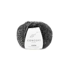 Katia Concept Eden 103 - Wit-Zwart