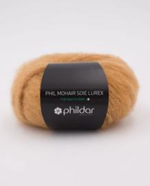 Phildar Mohair Soie Lurex Miel
