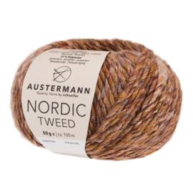 Austermann Nordic Tweed 03 hazelnoot