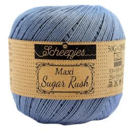 Scheepjes Maxi Sugar Rush 247 B;uebird