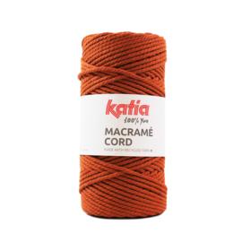Katia Macramé Cord 110 - Roestbruin