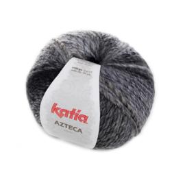 Katia Azteca 7856 - Bruin-Zwart-Beige-Wijnrood