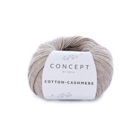 Katia Concept Cotton-Cashmere 55 - Medium beige
