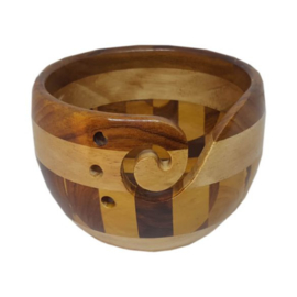 Scheepjes Yarn bowl multi hout  78562