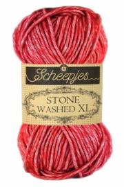 Scheepjes Stone Washed XL 847 Red Jasper