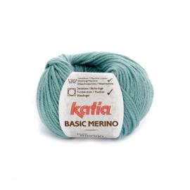 Katia Basic Merino  73 - Waterblauw