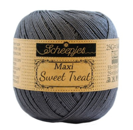 Scheepjes Maxi Sweet Treat 393 Charcoal