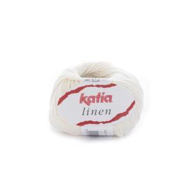 Katia Linen 3 - Ecru