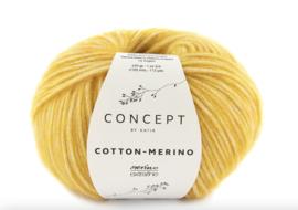 Katia Concept Cotton - Merino 135 - Oker
