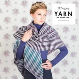 Crochet Between The Lines Shawl haakpakket