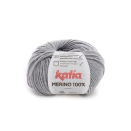 Katia Merino 100% 505 - Licht grijs