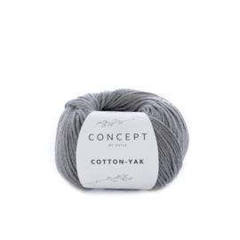 Katia Concept Cotton-Yak 112 - Licht grijs