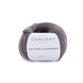 Katia Concept Cotton-Cashmere 60 - Reebruin