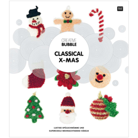Rico Design Bubble Classical X-Mas patronen