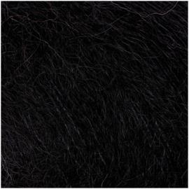 Rico Essentials Super Kid Mohair Silk 007 Black