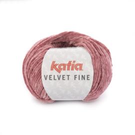 Katia Velvet Fine 204 - Beigerood