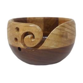 Scheepjes Yarn bowl multi hout  78563