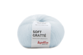 Katia Soft Gratte 80 - Hemelsblauw