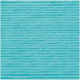 Rico Creative Cotton Aran 36 Turquoise