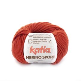 Katia Merino Sport 20 - Roestbruin