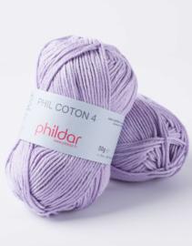 Phildar Coton 4 Lavande