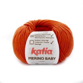 Katia Merino Baby 49 - Oranje