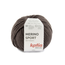 Katia Merino Sport 61 - Aubergine