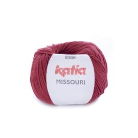 Katia Missouri 44 - Framboosrood