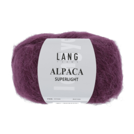 Lang Yarns Alpaca Superlight 0166
