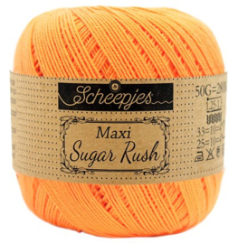 Scheepjes Maxi Sugar Rush 411 Sweet Orange