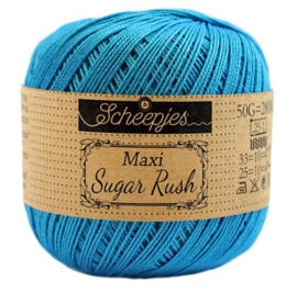 Scheepjes Maxi Sugar Rush 146 Vives Blue