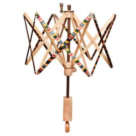 Knitpro Signature paraplu haspel met houder