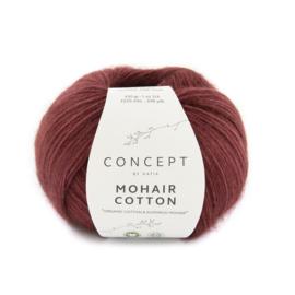 Katia Concept Mohair cotton 81 - Rood