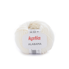 Katia Alabama 3 - Ecru