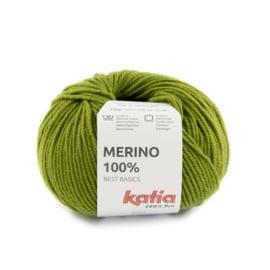 Katia Merino 100% 88 - pistache