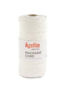 Katia Macramé Cord 115 - Wit